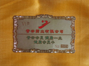 VIP Cards pictures & photos
