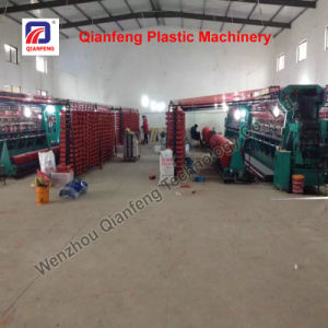 High Speed Sunshading Net Weaving Machine Manufacturer pictures & photos