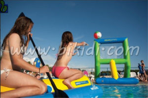 Inflatable Water Basketball Playground, Popular Funny Inflatable Water Play, Inflatable Water Park (D3029) pictures & photos
