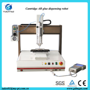 CE Approved 50ml Two-Component Automatic Dispensing Machine pictures & photos