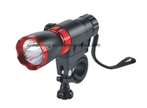 Multi Function Bicycle Light with CE (HLT-179) pictures & photos
