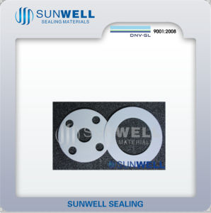 Pure PTFE Gasket Thermal Insulation Seal Ring pictures & photos