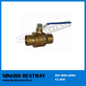Welded Lead Free Ball Valve pictures & photos