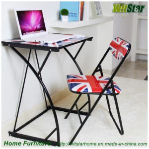 china modern small student computer table with chair set ws16 0015