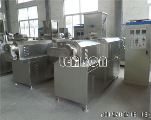 Full Automatic Pet Cat Dog Food Making Machine pictures & photos