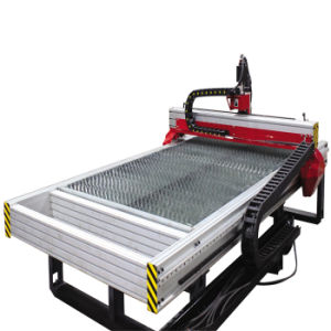 TNC Series Good Quality Table Type CNC Plasma Cutting Machine pictures & photos
