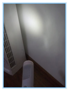 Indoor Morden Night Light Motion Sensor Light pictures & photos