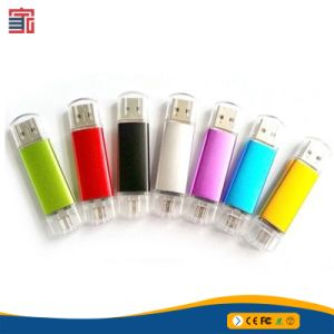 Customized Bussiness Gift Multifunctional Micro OTG USB Memory Pendrive OTG USB 3.0 Flash Drive Flash USB Memory Stick