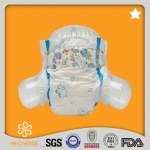 Cute Printed Disposable Baby Diaper OEM Brand pictures & photos