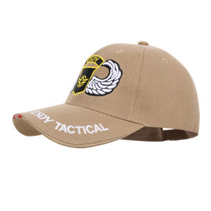 3 Colors Wholesale Military Baseball Cap Tactical Hats pictures & photos