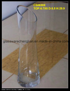 Various Designs of Crystal Glass Vases (V-038) pictures & photos