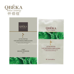 Moisturizing Facial Mask Natural Active Peptide Plant Moisrurizing & Firming Silk Mask pictures & photos