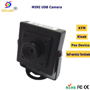 USB2.0 0.3MP 2.8mm 640*480 USB Mini ATM Camera (SX-608) pictures & photos