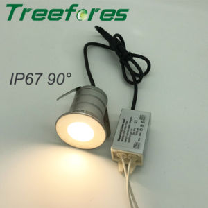 1W 3W 12V CREE IP67 LED Spot Light for Garden Spot Light
