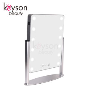 Hollywood Style Bluetooth Salon Makeup Mirror with LED Built,in Lights