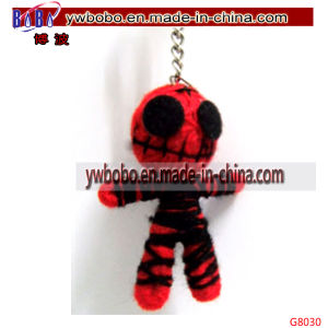 Advertising Gift Best Halloween Christmas Decoration Novely Keychain (G8030) pictures & photos