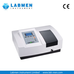 UV-Vis Spectrophotometer with 190-1100nm, Spectral Bandwidth 2nm pictures & photos