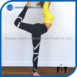 Ladies New Arrvial Yoga Pants Fashion Design Fitness Tights Women Leggings