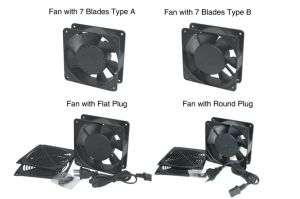 Axical AC Fan FM12038 pictures & photos