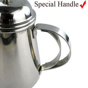 Stainless Steel 304 Pour Over Coffee Kettle Coffee Pot pictures & photos