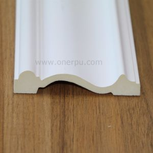 China Polyurethane Wall Panel Trim And Molding Pu Plain Moulding