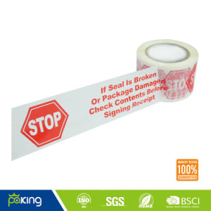 OEM Custom Printed Logo Printed Packing Tape for Box Packaging pictures & photos