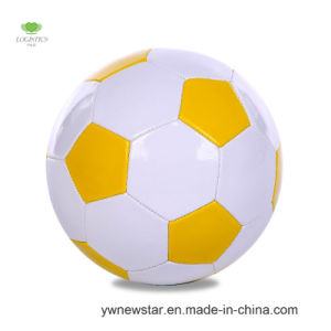 PVC Sewing Soccer Ball for Students Training pictures & photos