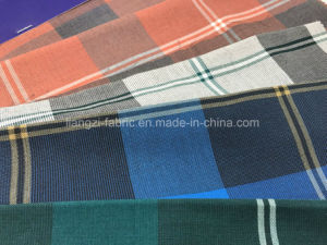 Cotton Poly Yarn Dyed Fabric with Xopt-Dry-Lz8185 pictures & photos