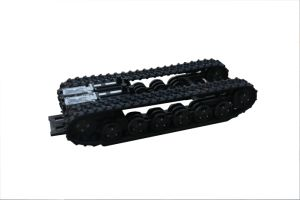 Special Rubber Track Chassis Assembly