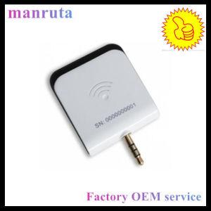 China UHF 860-960 MHz 3 5mm Audio Jack UHF RFID Reader for Mobile