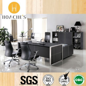 China Modern Leather Mdf Office Used