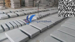 G603 Natural White Crystal Grey Paving Stone