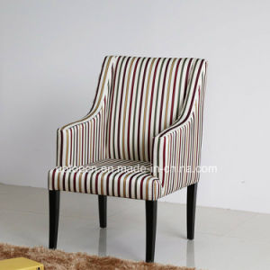Modern Color Stripes Medium Backrest Chair with Armrest (SP-HC444) pictures & photos