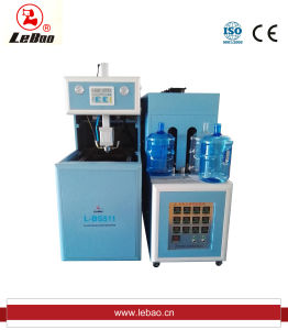5 Gallon Semi-Automatic Stretch Blow Molding Machine CE (L-BS511) pictures & photos