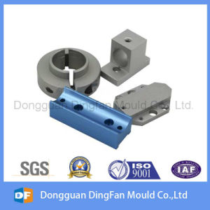 Aluminium High Precision CNC Machining Part Part with Colour Anodized