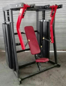 Gym Equipment Hammer Strength Mts ISO-Lateral Chest Press (SF1-5003) pictures & photos