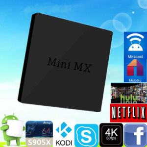 2016 Best Android TV Box Minimx S905X 2g 16g pictures & photos