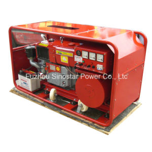 2kw to 24kw Sf Series Single Phase Diesel Generator Sets