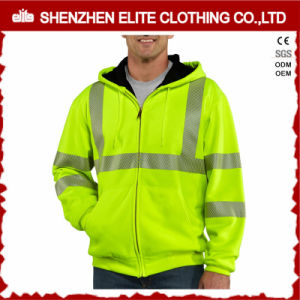 Hi Vis Fluorescent Reflective Safety Hoodie (ELTHJC-424) pictures & photos
