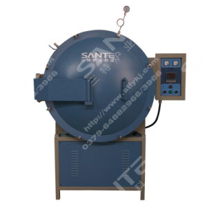 Laboratory Vacuum Furnace Vacuum Box Furnace for Lab Instrument pictures & photos
