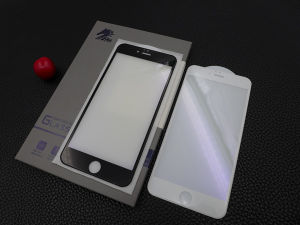 Full Lamination Anti Bacteria 3D Tempered Glass Screen Protector for iPhone6+