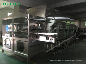 Bottled Water Filling Line for 5gallon / 18.9L Bottling Machine pictures & photos