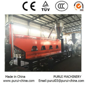 Crushed Rigid Flakes Recycling Pelletizing Machine pictures & photos