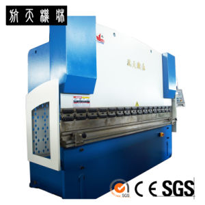 WC67Y hydraulic press brake price with estun E21 system