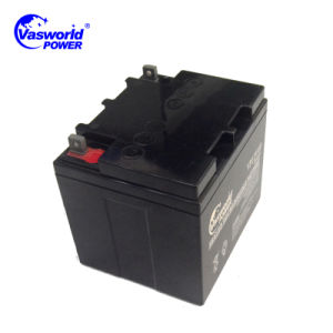 12V 40ah Hot Sale Long Life SLA Lead Acid Battery pictures & photos