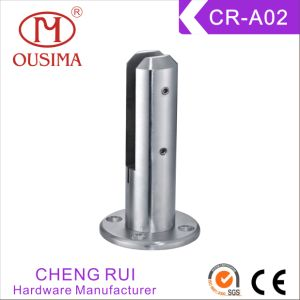 Swimming Pool Stainless Steel Glass Clamp &Glass Spigot (CR-A02)