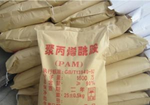 An910 PAM Anionic Polyacrylamide Wast Water Treatment pictures & photos