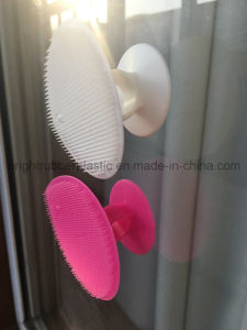 Face Cleaning Food Grade Silicon Face Brush pictures & photos