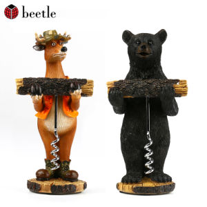 3D Beer Animal Shape Kitchen Home Decoration Souvenir Bottle Opener