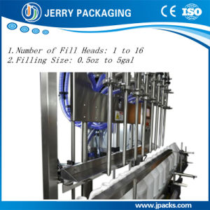 Full Automatic Aerosol & Spray & Flammable Liquid Bottling & Bottle Filling Machine pictures & photos